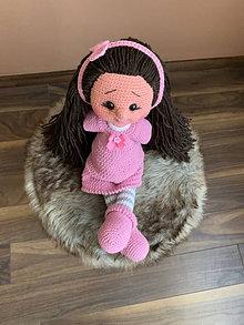 Hračky - bábika Alinka - 13557814_