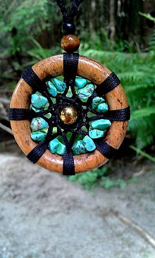 Drobnosti - Mandala novej životnej sily - 13558089_