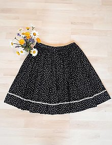 Sukne - Dámska krojová sukňa - 13557535_