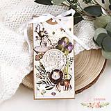 Papiernictvo - Darčeková krabička na čokoládu I - 13558512_