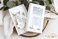 Papiernictvo - Narodeninové blahoželanie v krabičke IV - 13558524_