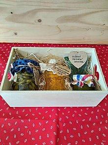 Potraviny - Medvedí cesnak v darčekovom balení - 13559105_