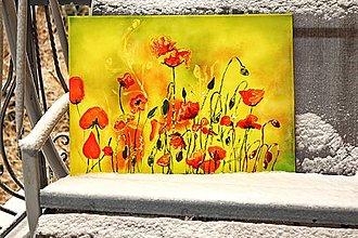 Obrazy - Letná vôňa vidieka - 13559258_