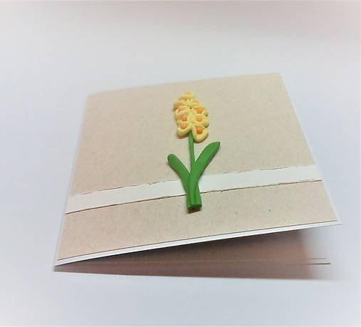 Pohľadnica ... kvitnem