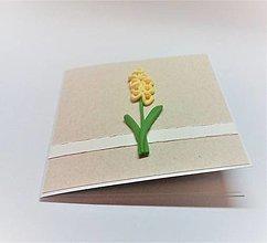 Papiernictvo - Pohľadnica ... kvitnem - 13561538_