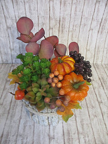 Dekorácie - Jesenná dekorácia - 13560109_