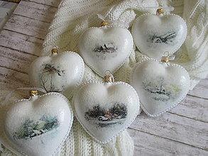 Dekorácie - Vianočné ozdoby - 13560593_