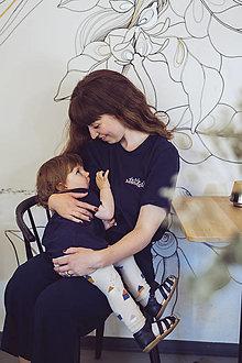 Tričká - Tričko na dojčenie Daily MOMgic - 13561635_
