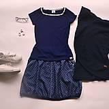 Sukne - Balonová sukně Star - Výprodej - 13560469_
