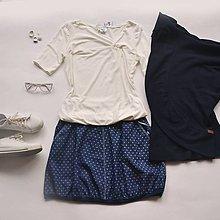 Sukne - Balonová sukně Star - Výprodej - 13560467_