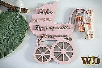 Dekorácie - Darček k narodeninám pre dieťa - 13564282_