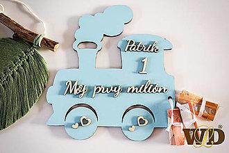 Dekorácie - Darček k narodeninám pre dieťa - 13564283_