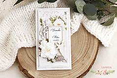 Papiernictvo - Svadobné blahoželanie II - 13569731_