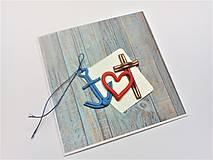 Papiernictvo - Pohľadnica ... viera, láska a nádej - 13570162_