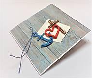 Papiernictvo - Pohľadnica ... viera, láska a nádej - 13570168_