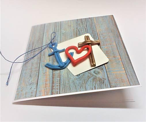 Pohľadnica ... viera, láska a nádej