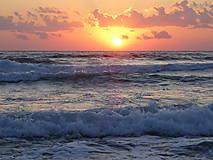 Fotografie - Pláž - Východ Slnka  - 13568373_