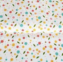 Textil - letný karneval, 100 % predzrážaná bavlna Španielsko, digitálna tlač, šírka 150 cm - 13571599_