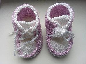 Topánočky - BabyTenisky - 13571099_