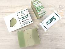 Drogéria - Bambucké mydlo ROZMARÍN - 13571425_