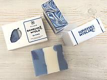 Drogéria - Bambucké mydlo SLIVKA - 13571433_