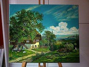 Obrazy - Jeseň - 13575178_