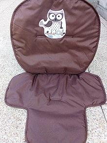 Úžitkový textil - Poťah na stoličku Baby design, Zopa.. SKLADOM - 13574386_