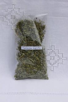 Potraviny - PASTIERSKA KAPSIČKA vňať 20 g - bio sypaný čaj - 13573993_