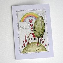 Papiernictvo - Pohľadnica 80 - 13573123_