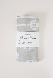 Úžitkový textil - Okrasná utierka - bavlnená - 13574252_
