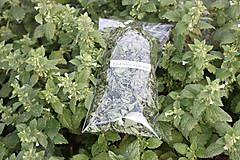 Potraviny - Medovka lekárska 20 g sypaný čaj bio kvalita - 13575977_