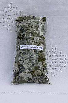 Potraviny - OSTRUŽINA MALINOVÁ listy-bio čaj 20 g - 13575818_