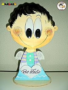Detské doplnky - Anjelik - na stojane - 13577273_