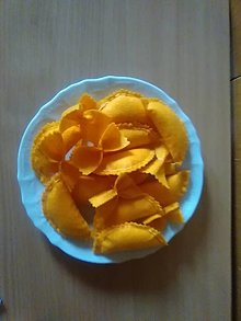 Hračky - Jedlo z filcu - 13579523_