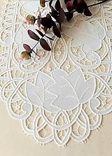 Úžitkový textil - Hrozno, prestieranie - richelieu - 13579708_