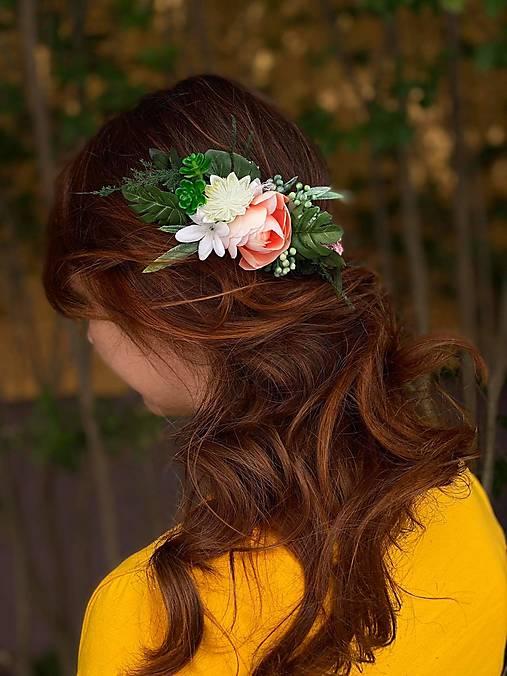 """Kvetinový hrebienok """"sladké mámenie"""""""