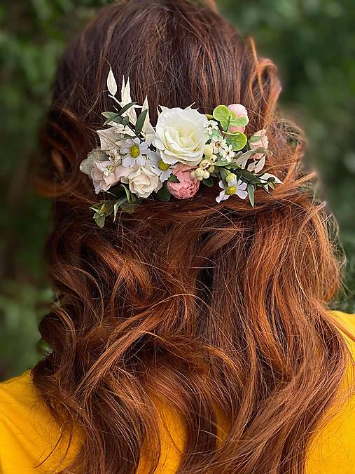 """Kvetinový hrebienok """"sen o láske"""""""