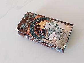 Peňaženky - Sophie  - 17cm na spoustu karet - peněženka 17 cm, na spoustu karet - 13579879_
