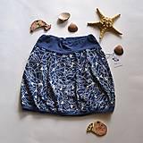 Sukne - Balonová sukně Fish - Výprodej - 13580058_