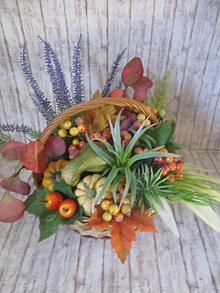 Dekorácie - Jesenná dekorácia - 13585668_