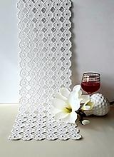 Úžitkový textil - Kvety, veľa kvetov - richelieu - 13583803_