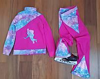 Detské oblečenie - Oteplený komplet - 13583811_