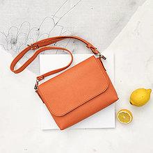 Kabelky - Amber (oranžová) - 13586954_