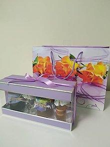Potraviny - Levanduľová kolekcia - 13587695_