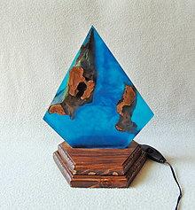 Svietidlá a sviečky - Stolná lampa - 13591155_