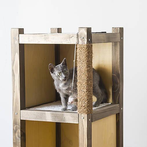 Mačací domček