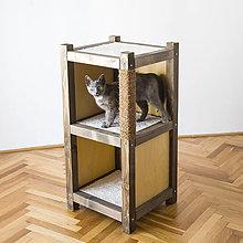 Pre zvieratá - Mačací domček - 13591065_