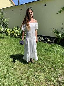 Šaty - Letné šaty - 13589464_