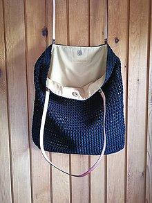 Veľké tašky - čierna - 13591587_