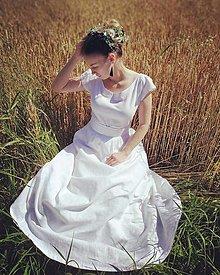 Sukne - Svadobné oblečenie - 13589835_